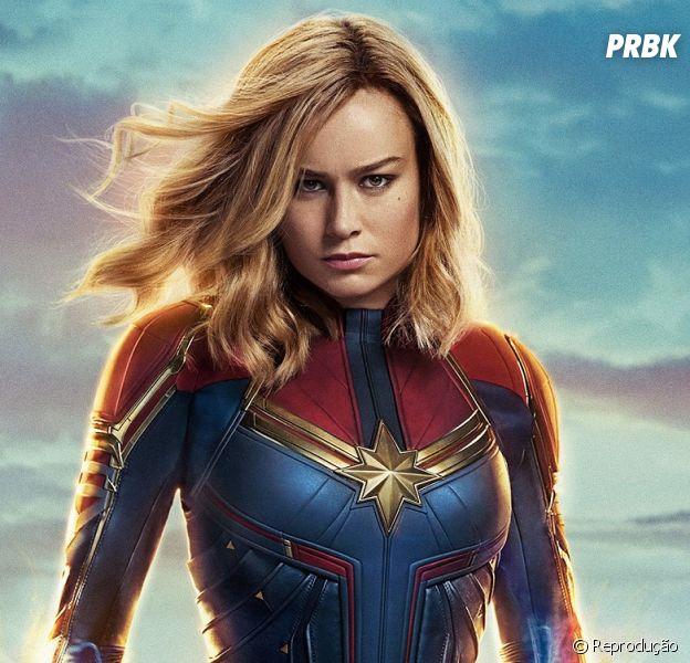 """Veja tudo que Carol Danvers (Brie Larson) pode fazer em """"Vingadores: Ultimato"""""""