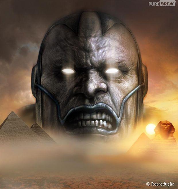 Nos quadrinhos, o vilão Apocalipse é um dos piores inimigos que enfrentam os X-Men