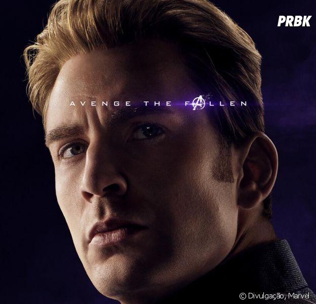 """""""Vingadores Ultimato"""": Marvel libera pôsteres individuais dos super-heróis"""