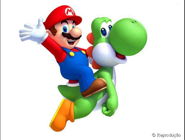 O Yoshi provavelmente é o animal de estimação mais famoso dos games