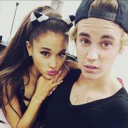 A pequena hipótese de uma parceria entre Ariana Grande e Justin Bieber está fazendo a internet pirar