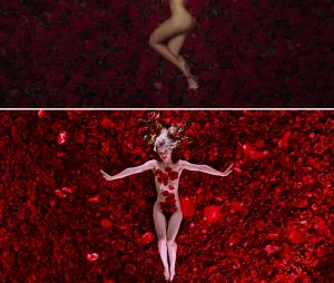 """""""Kisses"""": Anitta faz referência ao filme """"Beleza Americana"""" no clipe de """"Rosa"""""""