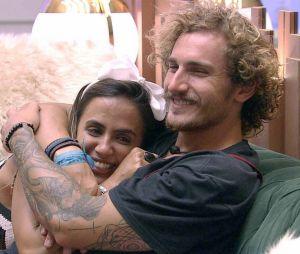 """Durante """"Mais Você"""", Alan, vice-campeão do """"BBB19"""", fala sobre proximidade com Carol Peixinho"""