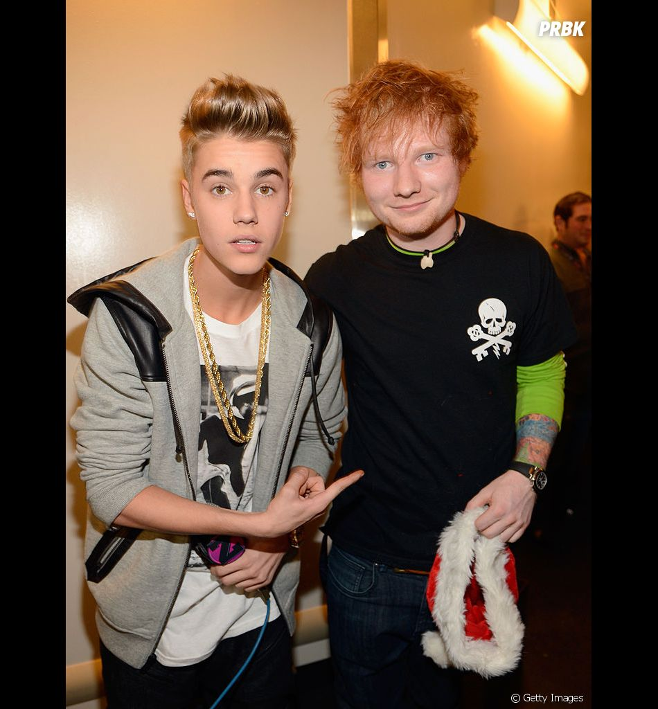 Justin Bieber e Ed Sheeran: o que esperar desse feat?
