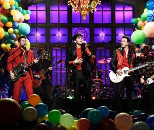 Vocês estão felizes com o retorno dos Jonas Brothers?