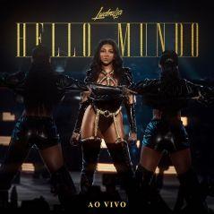 """Ludmilla já confirmou a data de lançamento do DVD """"Hello Mundo"""" e também divulgou a capa"""