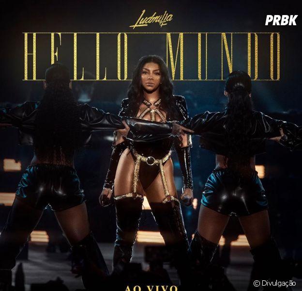 """""""Hello Mundo"""": Ludmilla lançará DVD no dia 31 de maio"""