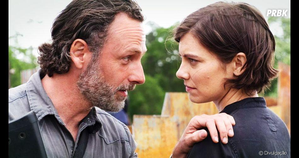 """Whiskey Cavalier"", com Lauren Cohan (""The Walking Dead"") pode ressuscitar após cancelamento"