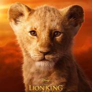 """Você precisa ver Simba, Nala e mais nos pôsteres individuais e no novo teaser de """"Rei Leão""""!"""