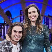 "FINALMENTE! Rafael Vitti vai ser entrevistado pela Tatá Werneck no ""Lady Night""!"