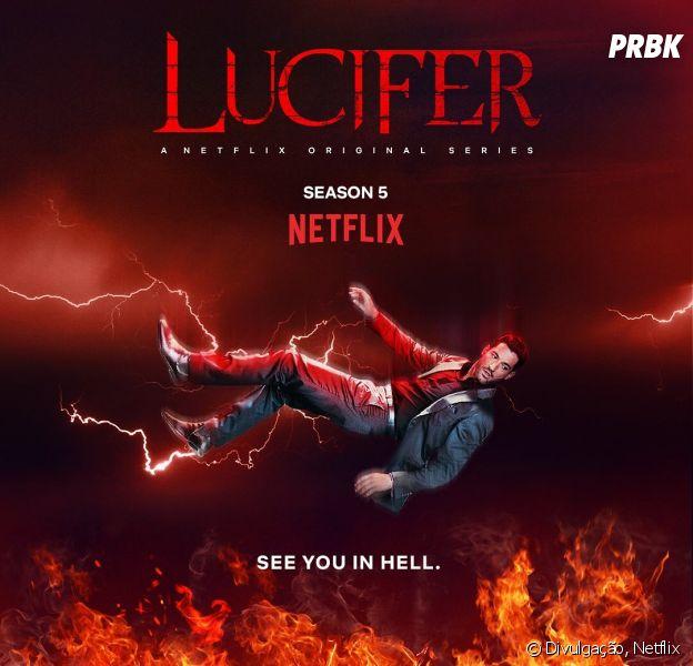 """""""Lucifer"""" Tem 5ª E última Temporada Confirmada Pela"""