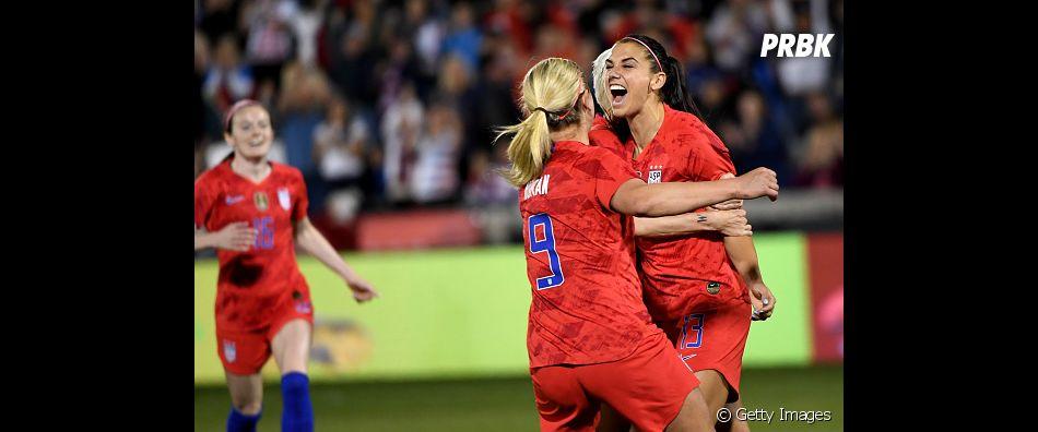 Copa do Mundo feminina: jogo entre Estados Unidos e Tailândia entre para a história das Copas