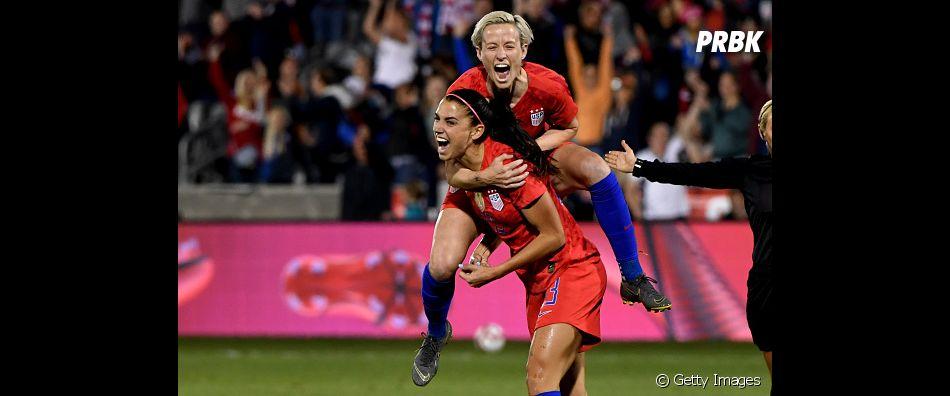 Copa do Mundo feminina: EUA marcam 13 gols em cima da Tailândia; americanas são donas da maior goleada das Copas