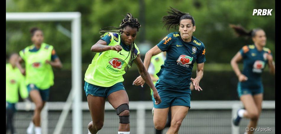 Copa do Mundo feminina: Brasil saiu vitorioso da primeira partida, contra Jamaica
