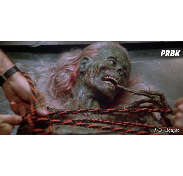 """Entre os filmes citados, """"Zumbi 2 - A Volta dos Mortos"""" é um dos mais conhecidos"""