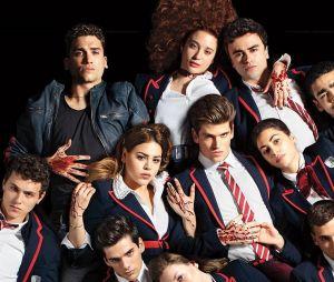 """Danna Paola eMiguel Bernardeau fazem vídeo revelando que segunda temporada de """"Elite"""" estreia em setembro na Netflix"""