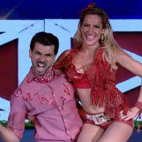 """Resumo """"Dança dos Famosos 2014"""": Giovanna Ewbank é eliminada!"""
