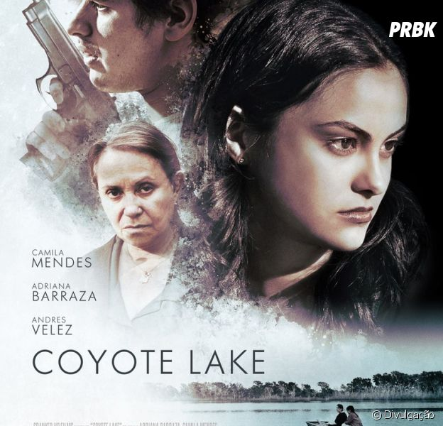 "Com Camila Mendes, assista trailer de ""Coyote Lake"""