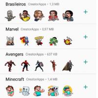 Estes aplicativos são os melhores para criar as famosas figurinhas do WhatsApp