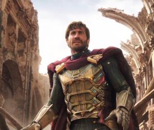 """Mysterio (Jake Gyllenhaal) é o grande vilão de""""Homem-Aranha: Longe de Casa"""""""