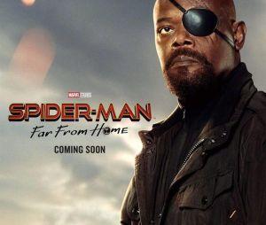 """Filme """"Homem-Aranha: Longe de Casa"""" prova teoria sobre Nick Fury (Samuel L Jackson)"""