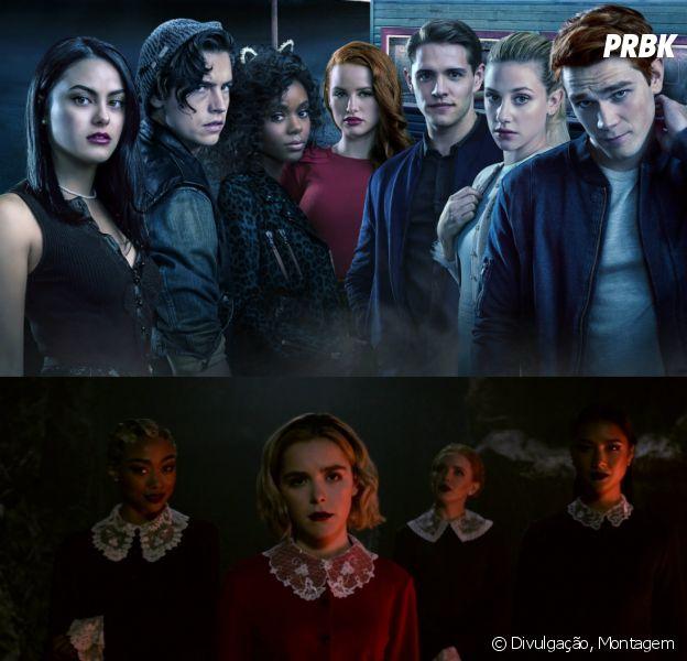 """De """"O Mundo Sombrio de Sabrina"""" e """"Riverdale"""" podem fazer crossover com Alice (Mädchen Amick)"""