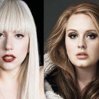 Lady Gaga pode ser a nova estrela a fazer dueto com Adele!