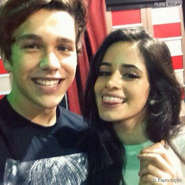 Camila Cabello e Austin Mahone estão namorando, segundo a própria cantora