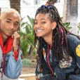 Jaden seria o masculino de Jada e Willow seria o feminino do Will