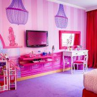 Primeiro quarto oficial da boneca Barbie é inaugurado em Buenos Aires