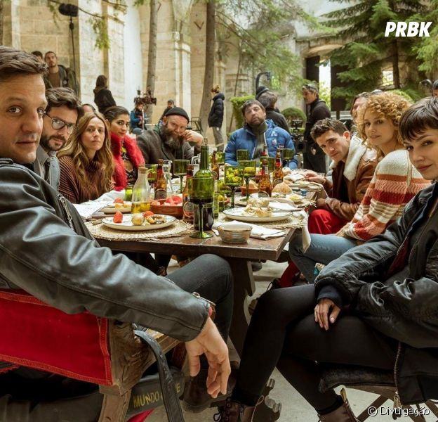 """""""La Casa de Papel"""" é renovada oficialmente para a 4ª temporada"""