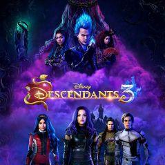 """""""Descendentes 3"""" estreia na sexta-feira (9) e aqui está tudo o que você pode esperar do filme!"""