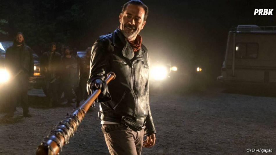 """The Walking Dead"": Jeffrey Dean Morgan avisa que Negan vai passar por grande mudança"