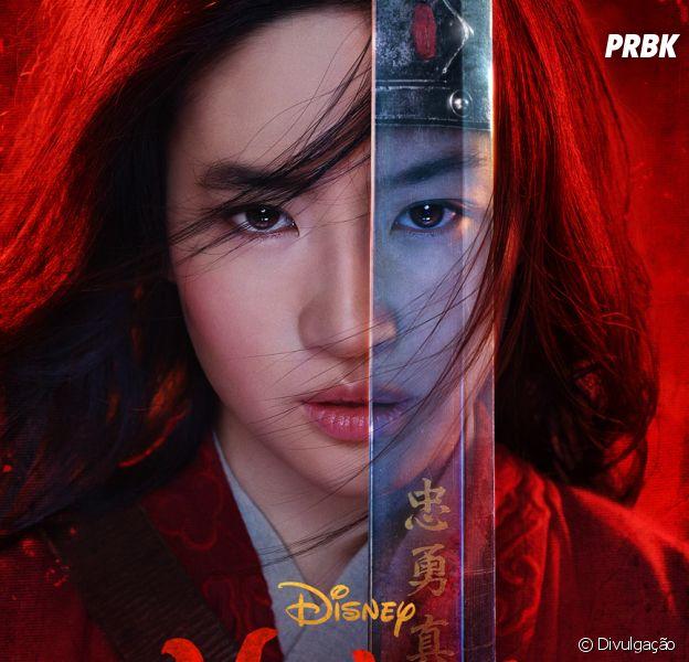 """O live-action de """"Mulan"""" está causando polêmicas por causa das mudanças feitas pela Disney"""