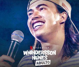 """Whindersson Nunes promoveu seu show de comédia da Netflix, """"Adulto"""", em vídeo com Marlon Wayans"""