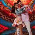 """""""Dança dos Famosos 2019"""": Dandara Mariana acaba caindo e fica em 4º lugar na competição"""