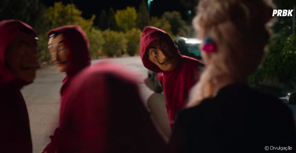 "Episódio de Halloween de ""Elite"" conta com ""personagens"" de ""La Casa de Papel"""