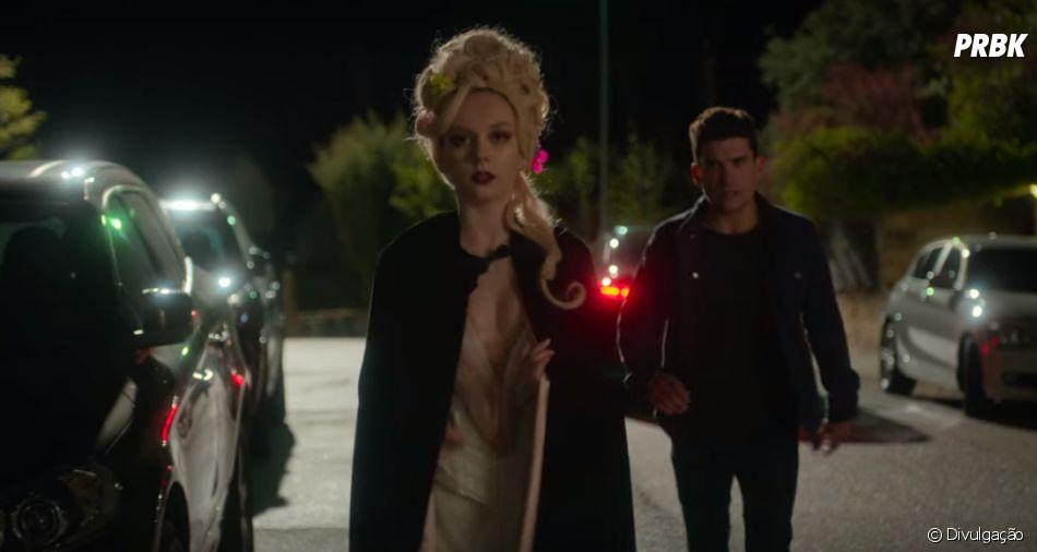 """""""Elite"""": logo após personagens de """"La Casa de Papel"""" aparecerem, Nano (Jaime Lorente) apareceu em cena"""