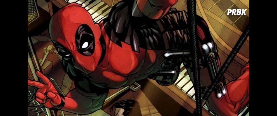 Deadpool é classificado como panssexual nos quadrinhos da Marvel