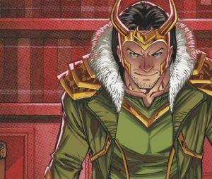 Loki já teve um corpo feminino num dos arcos das HQs da Marvel