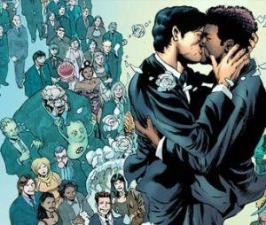 Estrela Polar é gay e até casou com outro homem nos quadrinhos