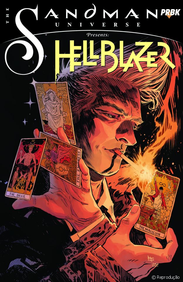 Constantine é um dos personagens LGBTQ+ dos quadrinhos