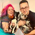 Maíra Medeiros inspira os seus seguidores com o seu amor pelos animais