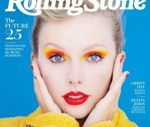 Taylor Swift na Rolling Stone: cantora fala sobre Katy Perry, Kanye West e carreira