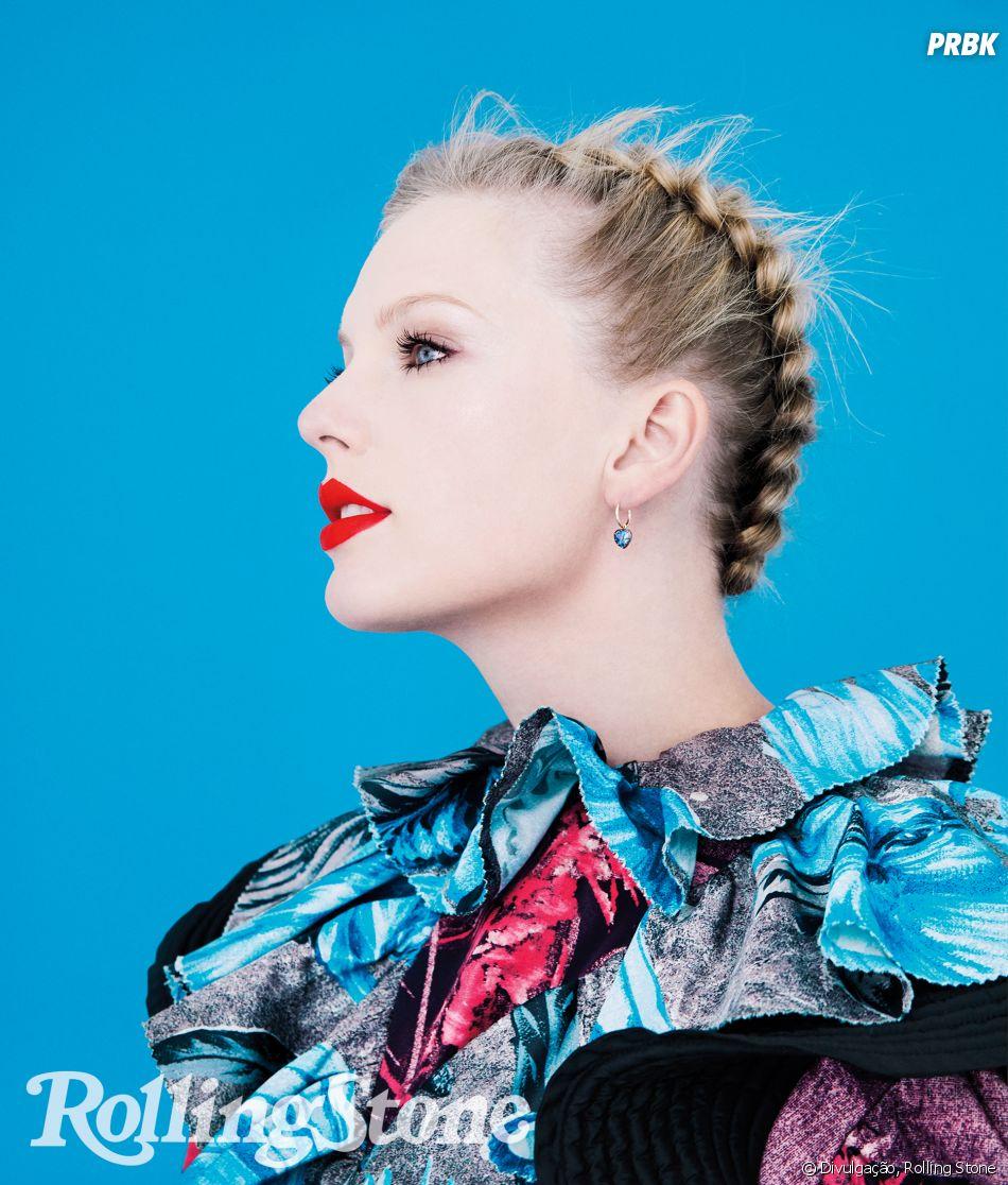 Taylor Swift na Rolling Stone: cantora diz que já pensou em desistir da carreira