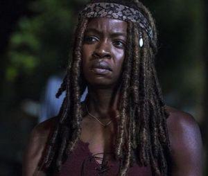 "Michonne (Danai Gurira) terá saída digna de ""The Walking Dead"""