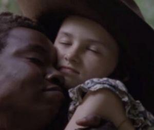 "Fãs de ""The Walking Dead"" se preocupam comJudith (Cailey Fleming) e RJ (Antony Azor) após saída de Michonne (Danai Gurira)"
