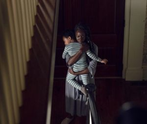 """""""The Walking Dead"""": como será queJudith (Cailey Fleming) e RJ (Antony Azor) ficarão após saída de Michonne (Danai Gurira) da série?"""