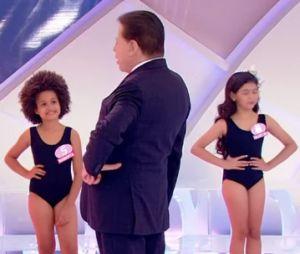 """SBT é notificado pela Justiça após concurso de miss infantil no """"Programa Silvio Santos"""""""