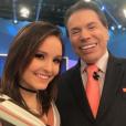 Internet fica indignada com concurso de miss infantil apresentador por Silvio Santos